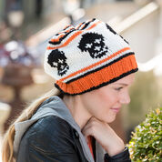 Go to Product: Red Heart Fair Isle Skull Cap in color