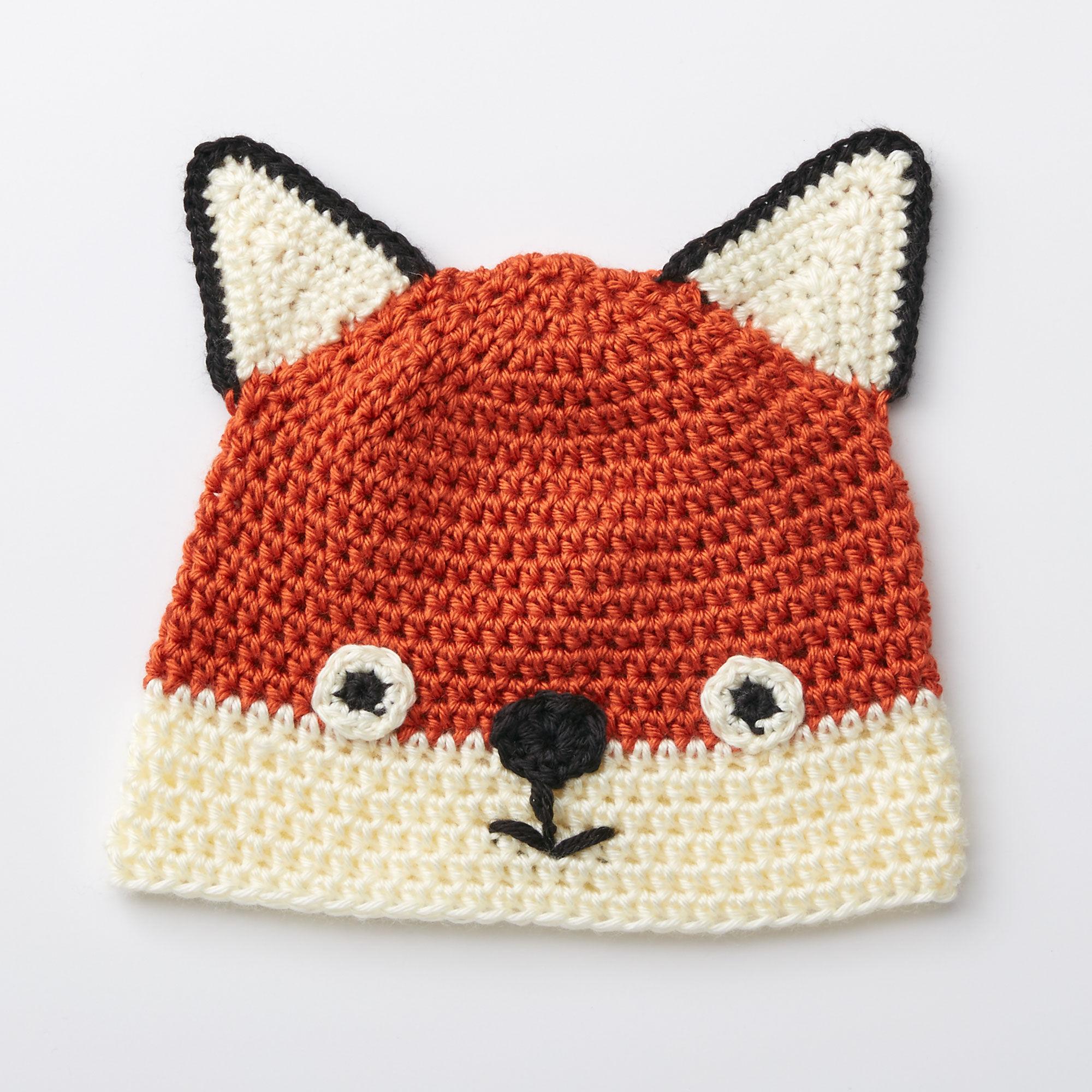 Crochet Fox Hat Pattern Free Custom Inspiration