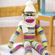 Go to Product: Red Heart Red Heart Sock Monkey in color