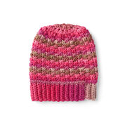 Go to Product: Red Heart Textured Reversible Beanie, Child in color