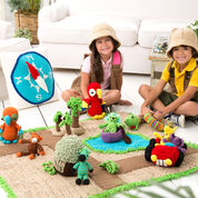 Go to Product: Red Heart Safari Play Set in color
