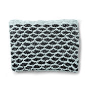 Go to Product: Bernat Lattice Shells Crochet Afghan in color