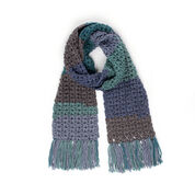 Go to Product: Caron Crochet Winter Scarf in color