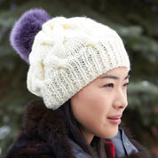 Go to Product: Patons Cable Hat in color