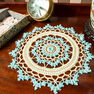 Aunt Lydia's Coventry Doily in color