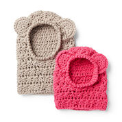 Go to Product: Bernat Crochet Bear Hood, 2/4 yrs in color