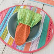 Dual Duty Carrot Table Favors for Brighten your Easter table