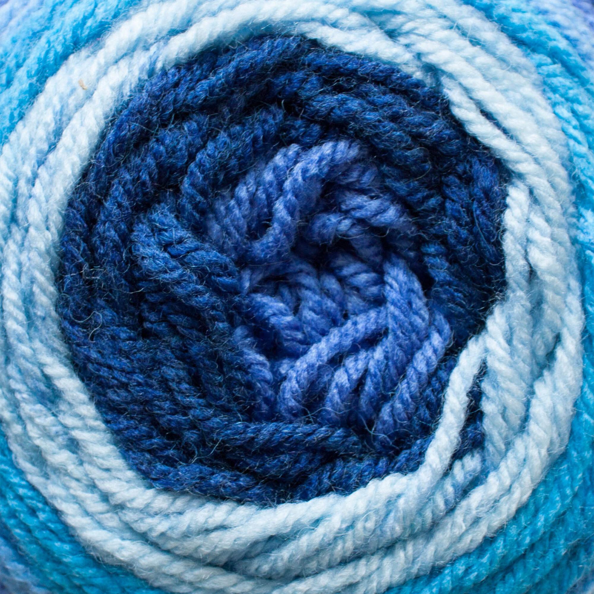 Caron Cakes Yarn, Blueberry Cheesecake | Yarnspirations