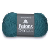 Go to Product: Patons Decor Yarn, Rich Oceanside in color Rich Oceanside