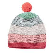 Caron Crochet Beanie
