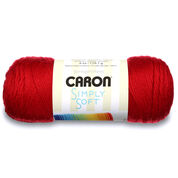 Go to Product: Caron Simply Soft Yarn in color Harvest Red