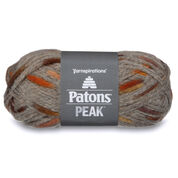 Patons Peak Yarn, Cinnamon - Clearance Shades*