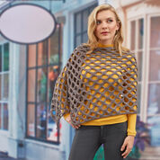 Go to Product: Red Heart Simone's Open Wave Shawl in color