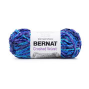 Bernat Crushed Velvet Yarn