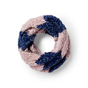 Go to Product: Bernat Knit Chevron Cowl in color