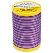 Go to Product: Coats & Clark Cotton Machine Quilting Multicolor Thread 225 yds, Plum Shadows in color Plum Shadows