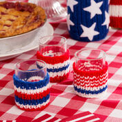 Go to Product: Red Heart Patriotic Votive Cozies in color