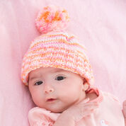 Red Heart Baby's First Hat, 6/9 mos