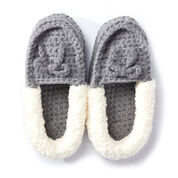 Go to Product: Bernat Crochet Family Moccasins, XS-S-M in color