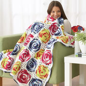 Go to Product: Lily Sugar'n Cream Circles Throw in color