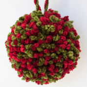 Go to Product: Bernat Pompom Tree Ornaments, Version 1 in color