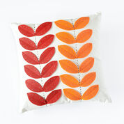 Go to Product: Coats & Clark Leaf Motif Pillow in color