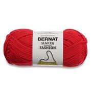 Bernat Maker Fashion Yarn, Red - Clearance Shades*