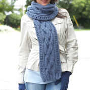 Go to Product: Bernat Zig-Zag Scarf in color