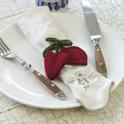 Go to Product: Red Heart Heart Strings Napkin Tie in color