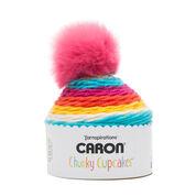 Caron Chunky Cupcakes Yarn, Jily Bean