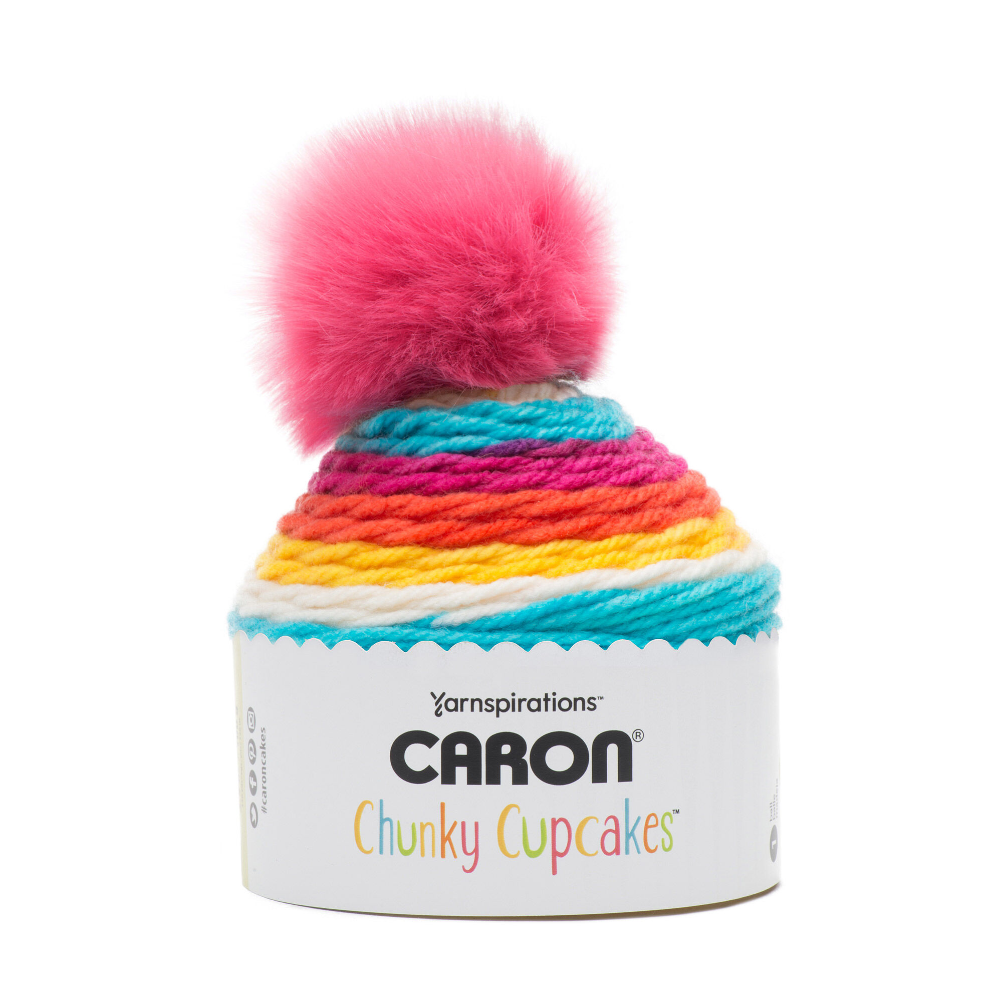 72334bc3ed9 More Inspirational Images. Caron Chunky Cupcakes ...