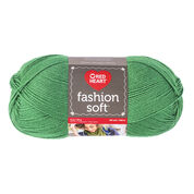Go to Product: Red Heart Fashion Soft Yarn in color Kelly Green