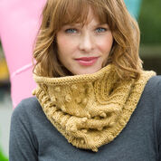 Go to Product: Red Heart Bobbled Cowl in color