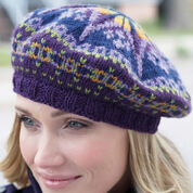 Go to Product: Patons Fair Isle Tam in color