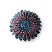 Go to Product: Bernat Crochet Pleated Pillow in color