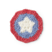 Go to Product: Red Heart Patriotic Crochet Washcloth in color