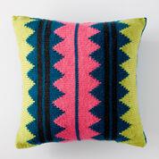Caron In Vivid Color Pillow