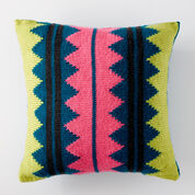 Caron In Vivid Color Pillow