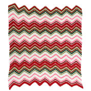 Go to Product: Red Heart Ripples of Joy Throw in color