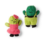 Go to Product: Red Heart Agave and Aloe Crochet Cactus in color