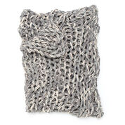 Bernat Arm Knit Super Quick Blanket