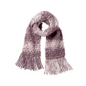 Bernat Alize EZ Wool Seed Stitch Scarf
