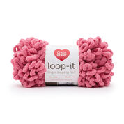 Go to Product: Red Heart Loop-It Yarn (100 g/3.5 oz) in color Cosmopolitan