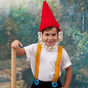 Go to Product: Red Heart Kidding Around Gnome Costume, 4 yrs in color