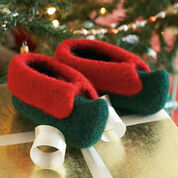 Patons Kid's Elf Slippers, 1 Year