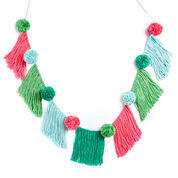 Go to Product: Bernat Fringe & Pompom Bunting in color