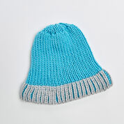 Go to Product: Red Heart Brioche Fisherman's Rib Hat, S in color