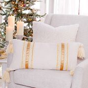 Go to Product: Coats & Clark Golden Accents Pillow in color