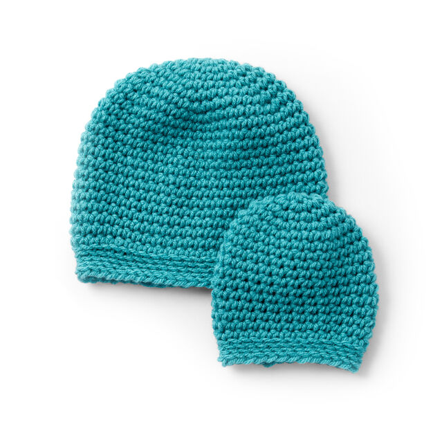 Caron Preemie To Toddler Size Crochet Hats Preemie Pattern