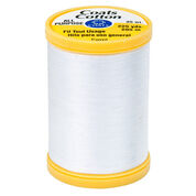 Go to Product: Coats & Clark Cotton All Purpose Sewing Thread 225 yds, White in color White